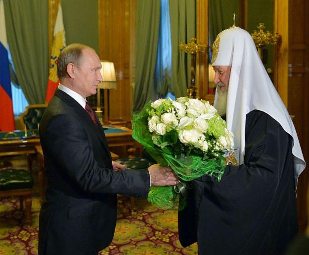 Władimir Putin i patriarcha Cyryl