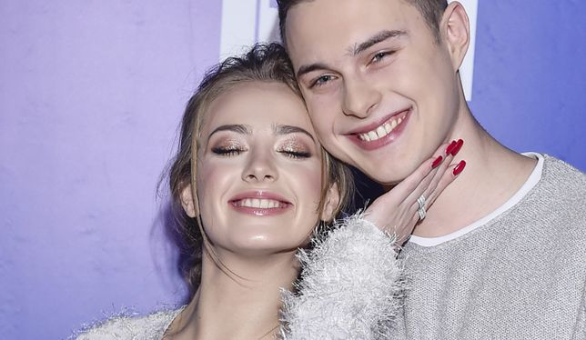 Wiktoria Gąsiewska i Adam Zdrójkowski są parą od 2017 r.