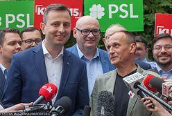 """PSL prezentuje """"jedynki"""" wyborcze Koalicji Polskiej. Relacja na żywo"""