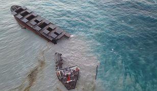 Katastrofa ekologiczna na Mauritiusie. Protesty obrońców środowiska