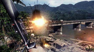 John Rambo może i ma wojnę we krwi, ale w grze będzie poruszał się po z góry ustalonych ścieżkach