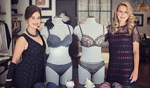 Właścicielki firmy Dama de Copas. Po lewej stronie jest Małgorzata Furst, zaś po prawej - Agnieszka Basek
