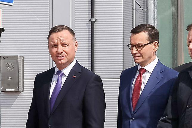 Rekonstrukcja rządu. Andrzej Duda i Mateusz Morawiecki rozmawiali o nowych ministrach