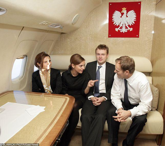 Będzie lista lotów Beaty Szydło, Ewy Kopacz i Donalda Tuska