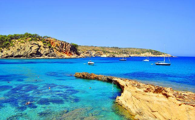 Atrakcje Balearów - Ibiza