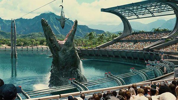 Marvel gratuluje twórcom ''Jurassic World''
