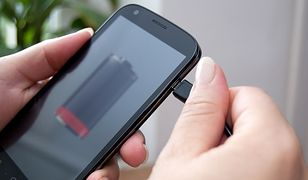 bateria smartfon ładowanie