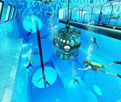 Basen w Mszczonowie będzie głęboki na 45 metrów