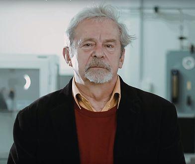 Prof. Godlewski nadzorował prace zespołu