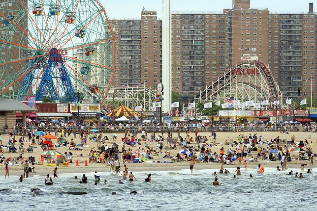 Coney Island - stolica amerykańskiego kiczu