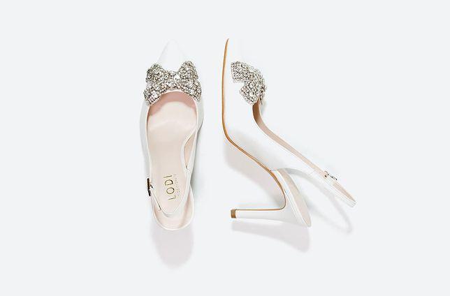 Spośród wszystkich kolorów butów białe szpilki mogą okazać się najlepsze na lato