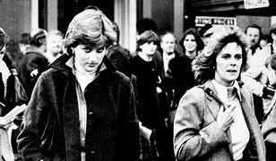 Camilla i Diana w 1998 r.