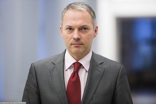 Jacek Żalek zwrócił uwagę dziennikarce. Posłanka Lewicy zareagowała