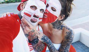 Daniel Majewski z żoną, Maritą Surmą-Majewską, w sieci znaną jak Deynn.