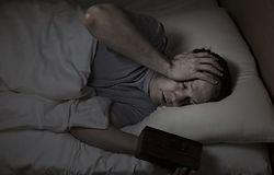 Bezsenność - niebezpieczna przypadłość dotyka coraz większej liczby mężczyzn