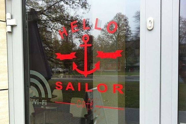 Nowe miejsce: Hello Sailor