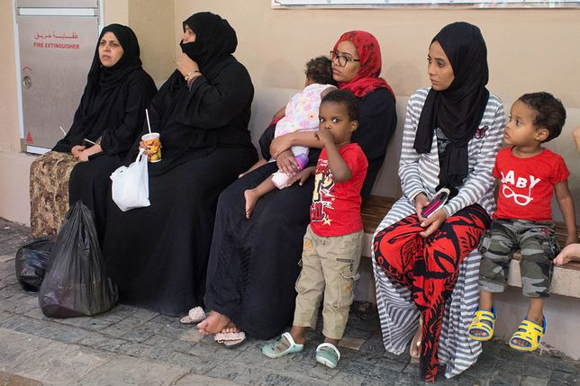 Kobiety w Omanie nie narzekają na swój los. Współczują Europejkom
