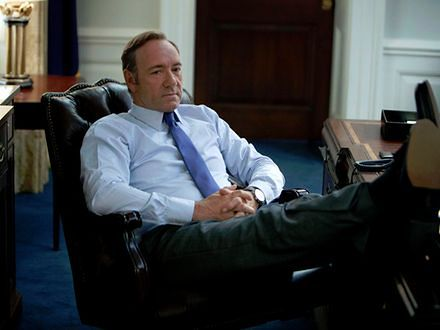 Kevin Spacey w Air Force One