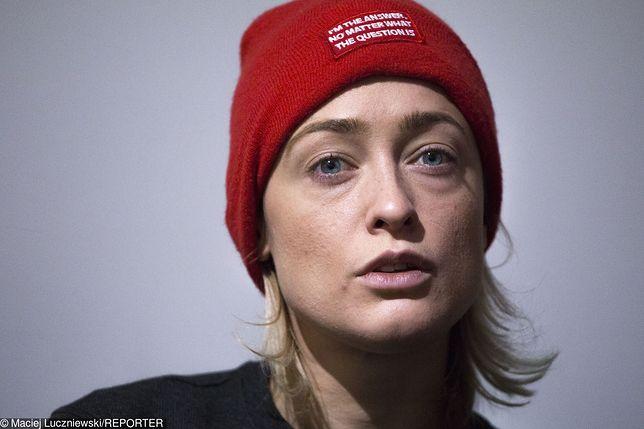 Matylda Damięcka stworzyła grafikę-reakcję na atak na Pawła Adamowicza