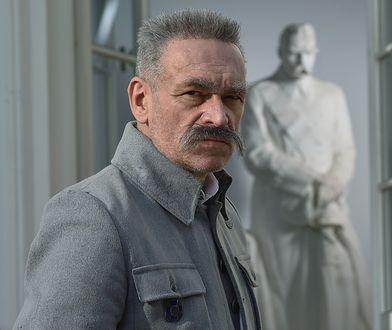 """Produkcja o Józefie Piłsudskim była realizowana w Belwederze. """"Marszałek"""" niedługo w TVP"""