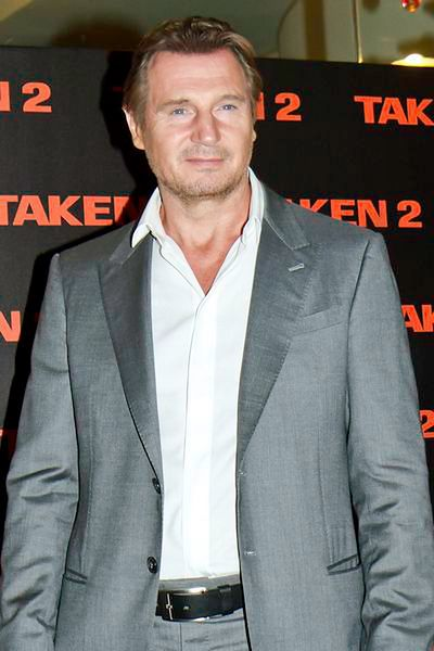 Liam Neeson: natura hojnie mnie obdarzyła
