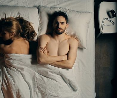 Problemy ze snem? Winne kłopoty ze zdrowiem