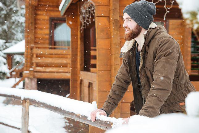 Kurtka zimowa powinna być wiatroszczelna i wodoodporna