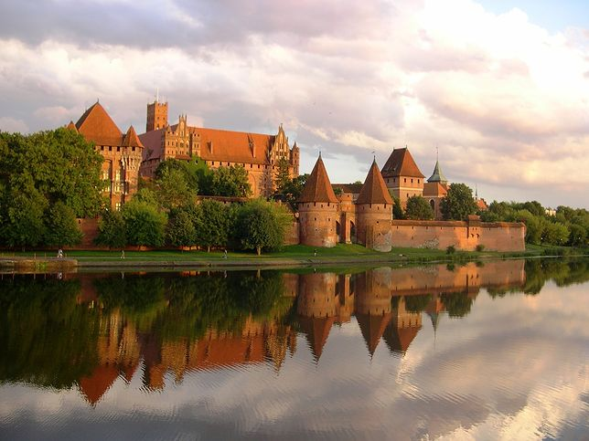 Zamek w Malborku to największa atrakcja tego miasta