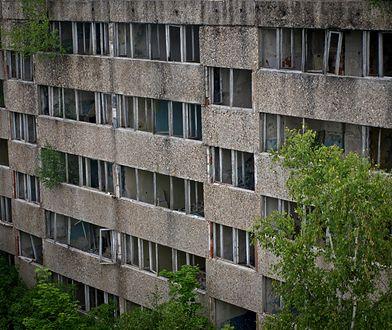 Pstrąże - największe opuszczone miasto w Polsce