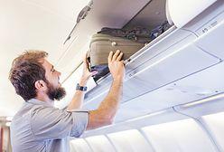 Opłata za schowek w samolocie. Bezpłatny bagaż podręczny już niedługo może być przeszłością