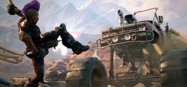 Rage 2 jest owocem współpracy Avalanche Studios i Bethesdy