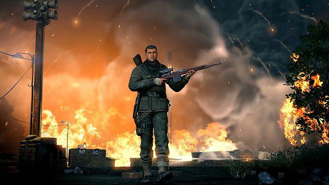 """Gratka dla fanów gier o II wojnie. """"Sniper Elite"""" powróci w czterech wariantach"""