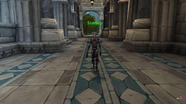 "Stan Lee w ""World of Warcraft"""