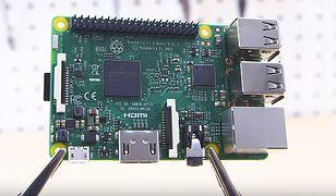 Raspberry Pi 3 oficjalnie - malutki komputer z lepszymi parametrami