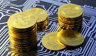 W trakcie ataku wartość bitcoina spadła poniżej 10 tys. dol.
