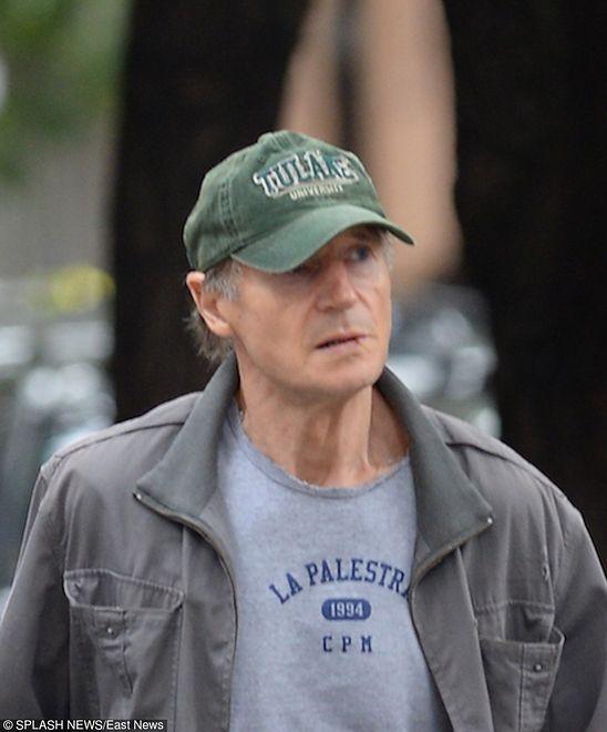 Liam Neeson wzywa hierarchów Kościoła do konfrontacji z przeszłością