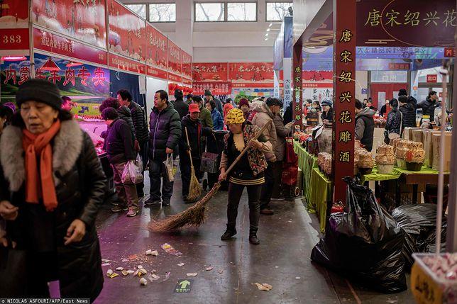 Koronawirus na świecie znajduje swój początek w Chinach