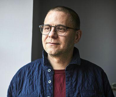 O. Paweł Gużyński w styczniu 2020 r.  w Łodzi
