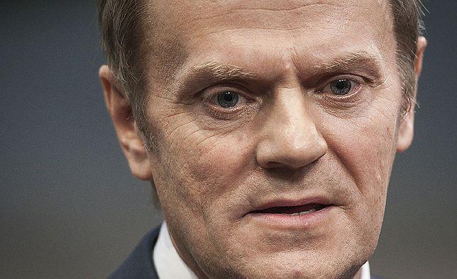 """Europoseł pytany był również o wyróżnienie przyznane Donaldowi Tuskowi przez """"Foreign Policy"""""""