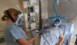 Koronawirus. Maska do nurkowania daje się przerobić na sprzęt ochronny.