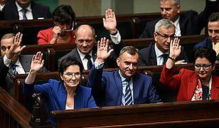 Ranking oszczędności nowych ministrów