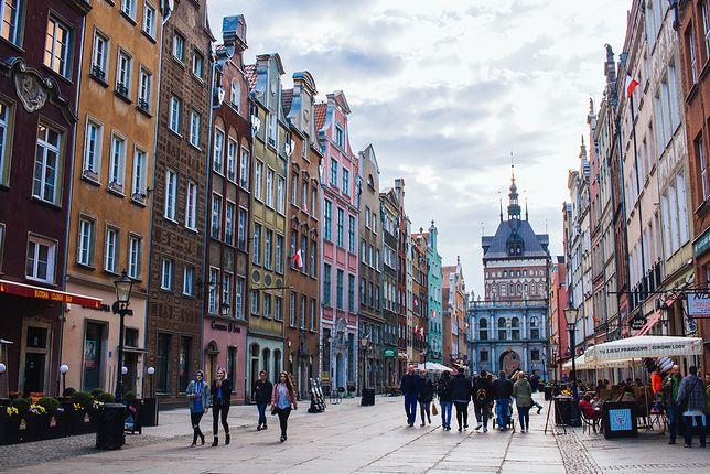 Wielki sukces Gdańska - miasto uznano za jeden z najlepszych kierunków na wakacje w Europie