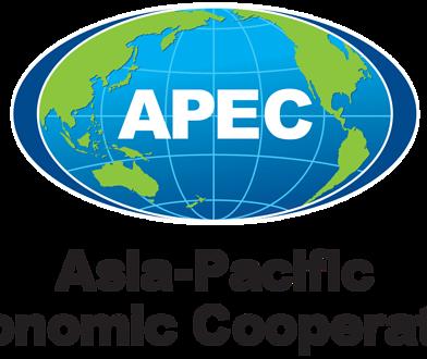 Logo Wspólnoty Gospodarczej Azji i Pacyfiku