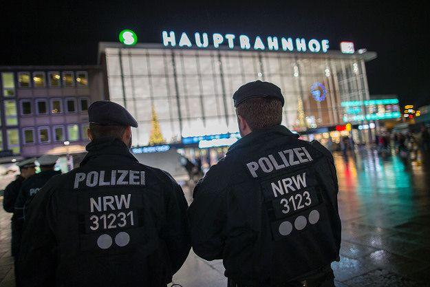 Niemiecka policja dementuje informacje o śmierci uchodźcy