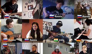 """266 osób z całego świata stworzyło cover """"In the End"""""""