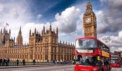 Londyn - ekspresowa wycieczka po metropolii w niecałą minutę
