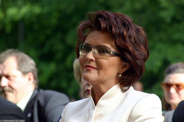 Jolanta Kwaśniewska świętuje urodziny