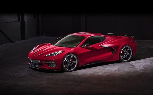 Premiera Chevroleta Corvette C8 Stingray. Po raz pierwszy silnik znalazł się z tyłu
