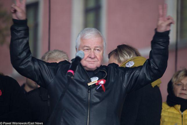 Krzysztof Łoziński wskazuje, co będzie problemem, gdy zmieni się władza