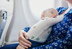 O czym powinniśmy pamiętać podczas podróży z niemowlęciem?